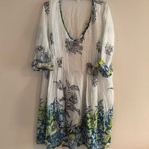 NWOT Cotton Swim Coverup🍀{3 for $25}